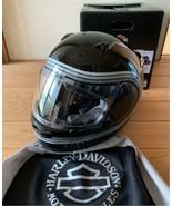 Arai full face helmet Harley-Davidson collaboration XL size black color ... - $519.99