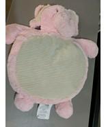 "Kellytoy Baby Mat Pink Elephant Plush Pillow 32"" Stuffed Animal toy - $17.95"