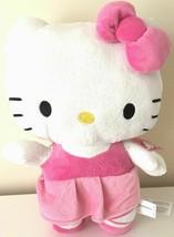 "Large 11"" Sanrio Super Cute Hello Kitty Ballerina Cute Dress Plush Toy NEW.Large - $19.59"