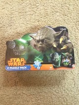 Star Wars Puzzle!!!  2 Pack!!!  New In Package!!! - $29.90