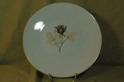 Primary image for Rosenthal Shadow Rose  Dinner Plate 3686