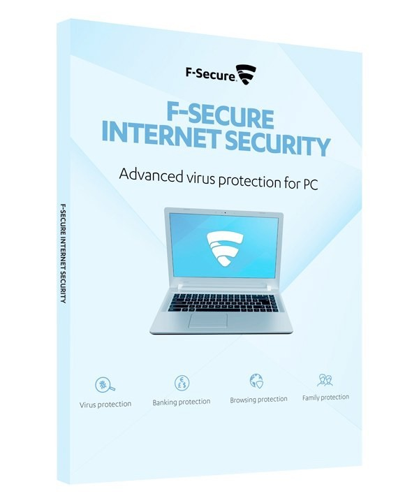 F-Secure Internet Security 2019 Download Global Activation