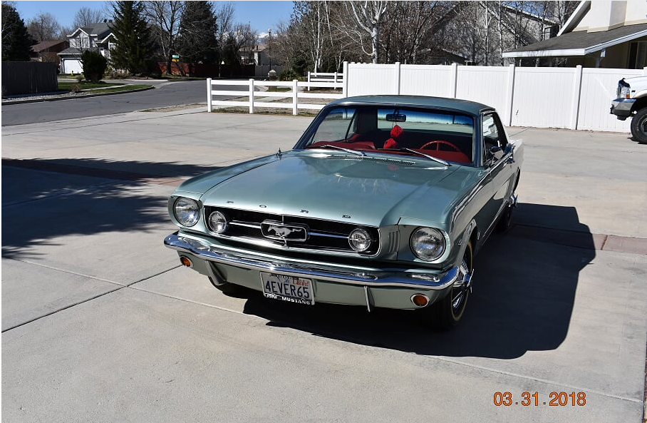 1965 Ford Mustang GT For Sale in Sandy, UT 84094