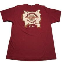 Vintage 90s Harley Davidson Sturgis Willie G  Mens L T Shirt Usa Single ... - £25.14 GBP