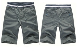 Men's casual pants in 5 minutes of pants cotton beach pants image 6