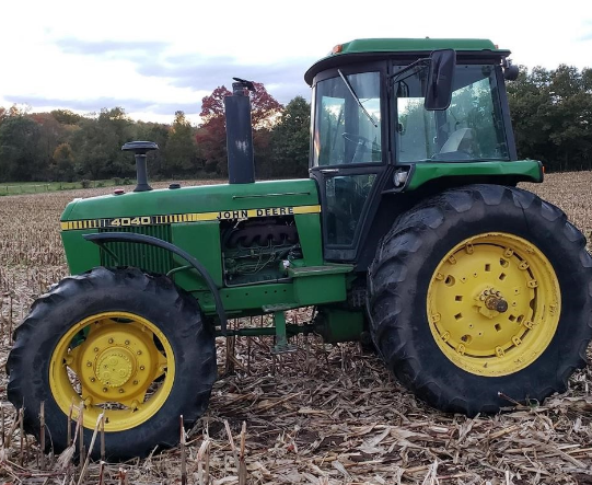 1981 JOHN DEERE 4040S For Sale In Manchester, Connecticut 06040