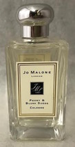 JO MALONE Peony & Blush Suede Cologne 3.4oz NEW Unboxed - $125.61