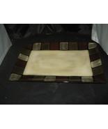 Pfaltzgraff Taos Rectangular Platter - $15.00
