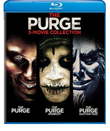 The Purge: 3-Movie Collection [Blu-ray] - $9.95