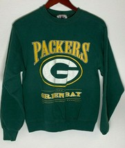 "Lee Sport Boy's Large Green ""Packers Green Bay"" Printed Sweatshirt - $9.89"
