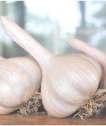 Organically Grown German White Garlic (1 Lb Culinary Garlic) - $15.79