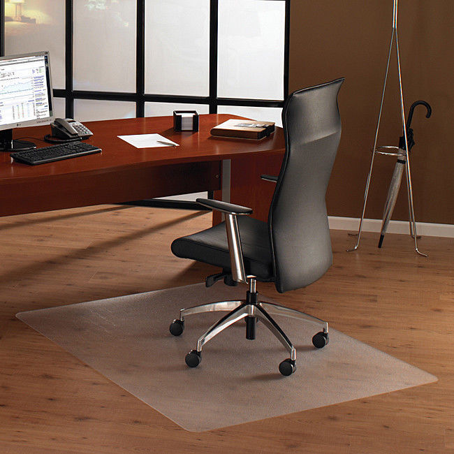 Hard Floor Chair Mat Clear Polycarbonate Office Chairs Accessories Home New