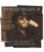 WHEELER WALKER JR. CD - ALL-TIME GREATEST HITS [EXPLICIT](2020) - NEW UN... - $19.99