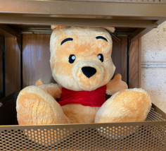 Disney Parks Winnie the Pooh Big Feet Large 18 inch Plush Doll NEW - $69.90