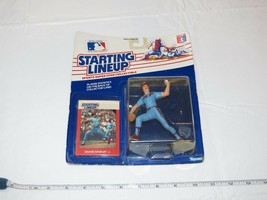 1988 Initial Gamme Shane Rawley Phillies Action Figurine Kenner MLB Cart... - $10.68