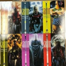 THE GRIFFIN complete set (6) issues #1 #2 #3 #4 #5 #6 (1991) DC Comics S... - $14.84