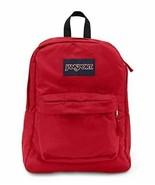 Jansport T501 Superbreak Backpack - Red Tape - $29.69