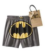 DC Comics Originals Batman Mens Boxers with Gift Bag Sm 28-30 NWT - $9.59