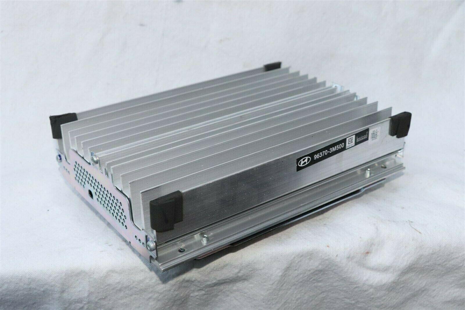 Hyundai Genesis Lexicon Radio Audio Amp Amplifier 96370-3M500