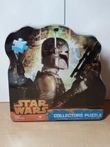 Star Wars Collectors Puzzle and Tin - Boba Fett The Mandalorian - NEW - ... - $12.34