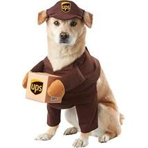 California Costumes UPS Pal Pet Costume- - £41.64 GBP