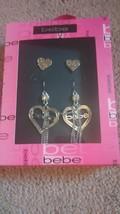 Bebe earrings - $10.65 CAD