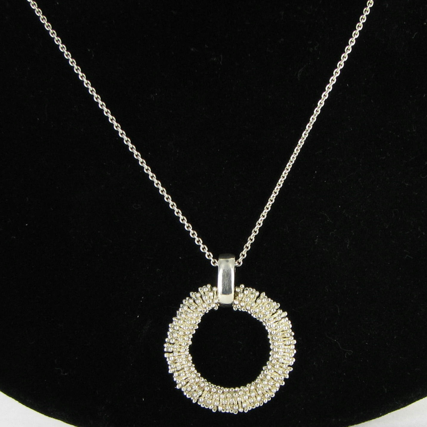 Links of London Effervescence Star One Necklace 5224.0151 49cm Sterling New $275
