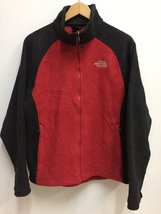 Vintage The North Face Sweater Fleece Jacket Small Embroidery Logo SpellOut - $180.00
