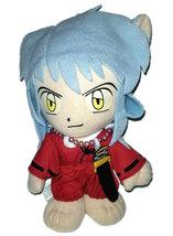 Inuyasha Large 8 Inch UFO Catcher / Anime Plush * Inu Yasha / Great Eastern - $14.88