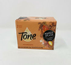 Tone Cocoa Butter Mango Splash Bar Soap- 2 Bar Pack- - $29.09
