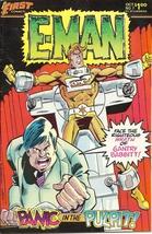 (CB-1} 1983 First Comic Book: E-Man Comics #7 - $2.00
