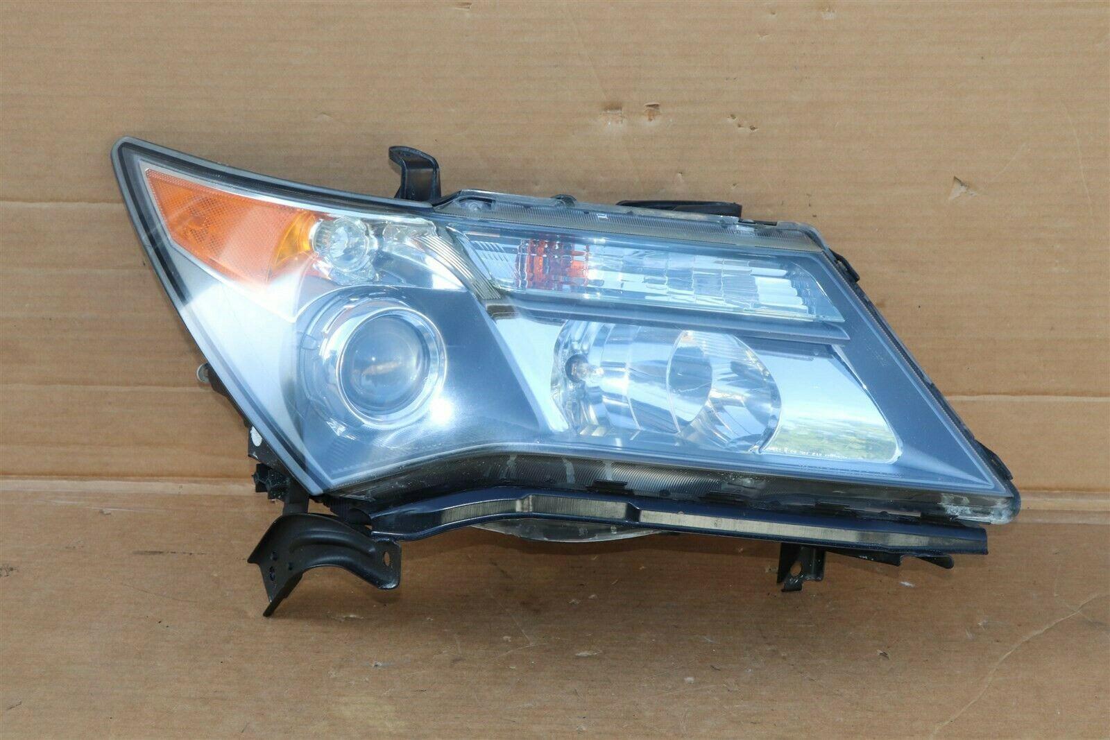 07-09 Acura MDX XENON HID Headlight Lamp Passenger Right RH - POLISHED