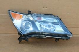 07-09 Acura MDX XENON HID Headlight Lamp Passenger Right RH - POLISHED image 1