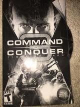 EA Juegos Command & Conquer Tiberium Wars, PC DVD ,Funda, Disco, & Manuales - $7.04