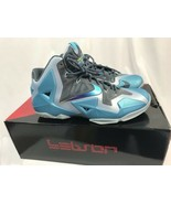 Nike Lebron XI South Beach Basketball Shoes, Men's Size 11 - $132.99