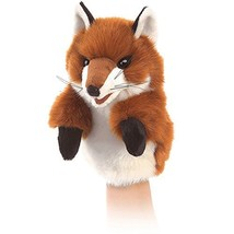 Folkmanis Little Fox Hand Puppet - $24.00