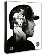 Freddie Freeman PROfile Atlanta Braves -16x20 Photo on Stretched Canvas - $94.95