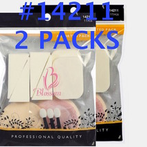 2 PACKS OF BLOSSOM COSMETIC SPONGES ASSORTED PACK 11 PIECES/ EACH PACK #... - $4.54
