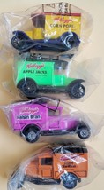 1990's Set of 4 Kellogg's Cereal Promo Mail in Die Cast Matchbox Deliver... - $14.95