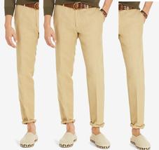 Polo Ralph Lauren Men's Classic-Fit Chino Pants, Lux Tan, Size 36X32, MSRP $125 - $69.29