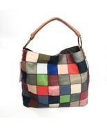 KOOBA Leather Patchwork Bag GK0992/58 Multicolor $198 - $98.99