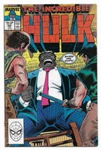 1989 The Incredible Hulk Comic 356 from Marvel Comics - £2.21 GBP