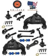 NEW 20pc Suspension Kit Control Arm Ball Joint Tie Rod Pitman & Idler Ar... - $145.43