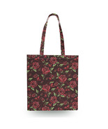 Red Rose With Thorns Canvas Tote Bag - $27.99+