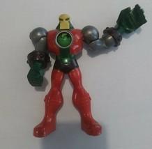 "2011 Animated Metallo 6"" Action Figure Batman Brave & Bold DC Comics - $9.89"