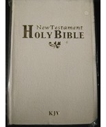 New Testament Holy Bible - $1.95