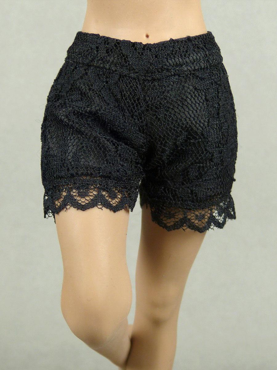 Kumik ZC NT TTL Female Denim Medium Skirt 1//6 Phicen Hot Toys Cy Girl