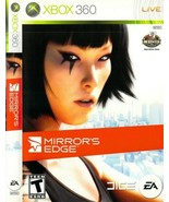 Mirrors edge microsoft xbox 360 - $7.12