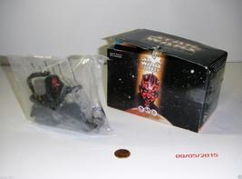 1999 Tricon Ep.1 Darth Maul's Sith Speeder Toy Star Wars - Tatooine - $9.89