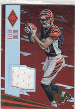 2016 Panini Tyler Boyd Red Refactor Jersey Card #RPSM-TB - $41.23